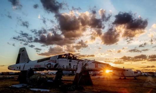 Davis-Monthan, 'nghĩa địa' máy bay có giá 35 tỷ USD