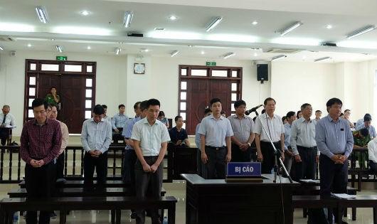 Tuyên y án bị cáo Đinh La Thăng, buộc bồi thường 30 tỷ đồng