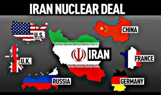 Mỹ tuyên bố rút khỏi thỏa thuận hạt nhân với Iran từ hôm 8/5