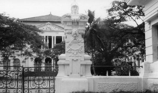 Tòa án ở Sài Gòn thời VNCH, nơi xét xử vụ án tỷ phú Đời kiện Nha công sản quốc gia