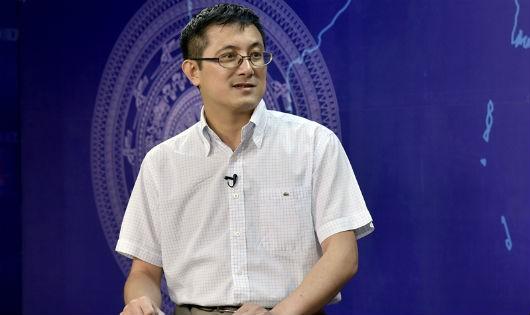 Ông Nguyễn Việt Dũng