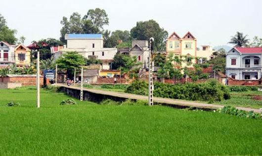 Xây dựng thôn, bản, ấp nông thôn mới: Tới năm 2020, sẽ được triển khai trên phạm vi toàn quốc