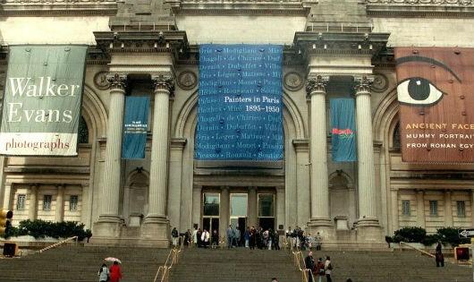 Metropolitan Museum of Art ở New York, còn được gọi là The Met