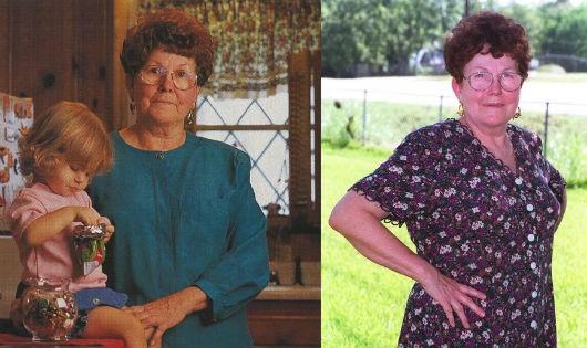 Timmie Jean Lindsey là người phụ nữ đầu tiên nâng ngực trên thế giới