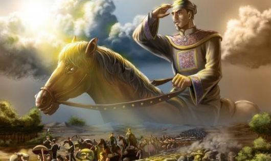 Chúa Nguyễn Hoàng (triều Nguyễn) có công khai phá, mở rộng bờ cõi đất nước xuống phía Nam.