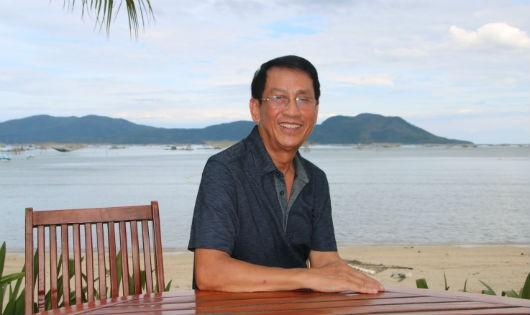 Võ sư Lê Thanh Tùng.