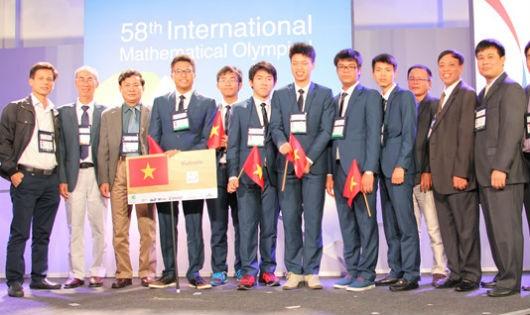 Tiền thưởng cho HSSV đoạt Huy chương Vàng thế giới bằng 50 lần mức lương cơ sở