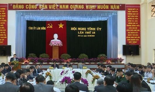 Lâm Đồng: Kiểm tra 182 tổ chức đảng, 732 đảng viên khi có dấu hiệu vi phạm
