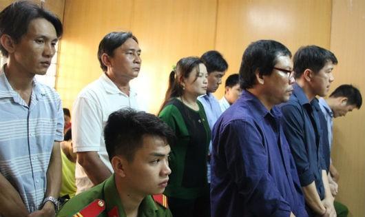 """Các bị cáo trong vụ bán logo """"xe vua"""" xảy ra ở TP HCM, Bình Dương và Đồng Nai hầu tòa"""
