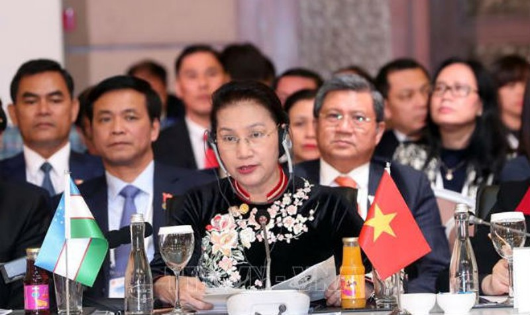 Chủ tịch Quốc hội dự Lễ khai mạc MSEAP3