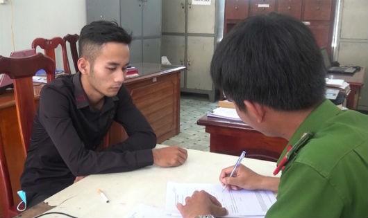 Nguyễn Văn Thông tại cơ quan điều tra