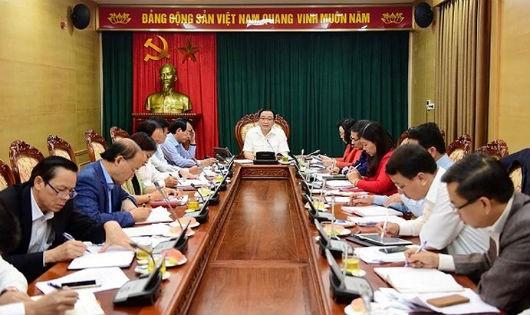Bí thư Thành ủy Hà Nội lưu ý cần làm tốt công tác giải quyết khiếu nại, tố cáo từ cơ sở