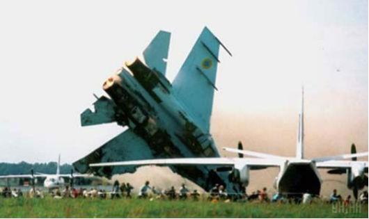 Thảm họa tồi tệ bậc nhất lịch sử biểu diễn hàng không