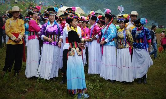 Mosuo là bộ tộc mẫu hệ duy nhất hiện nay ở Trung Quốc.