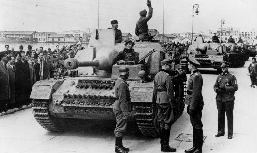 Lính Đức tại Hy Lạp trong Thế chiến 2