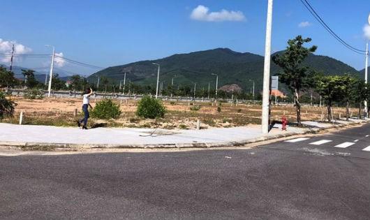 Khu TĐC Lộc Vĩnh được đầu tư hơn cả trăm tỷ đồng nhưng hiện chỉ có khoảng 30% số hộ dân đến ở.
