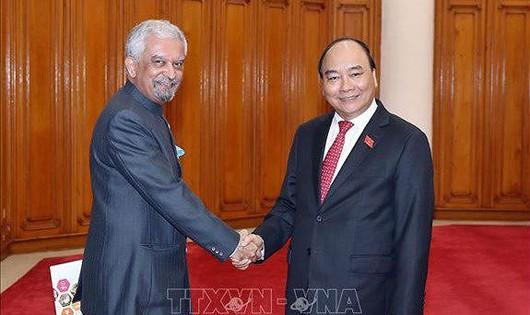 Thủ tướng Nguyễn Xuân Phúc tiếp ông Kamal Malhotra, Điều phối viên thường trú Liên hợp quốc tại Việt Nam