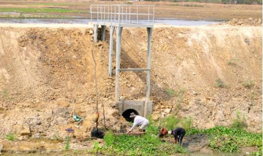 Nguy cơ hạn hán, thiếu nước ở Nam Trung Bộ và Tây Nguyên