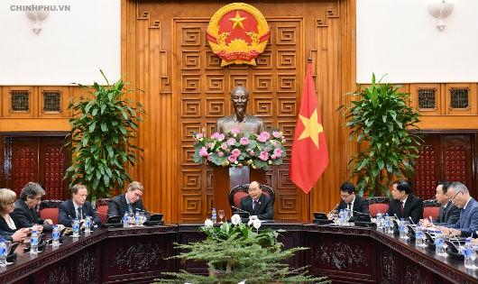 Việt Nam tích cực chống đánh bắt cá bất hợp pháp