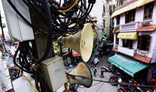 Hơn 70% người dân Hà Nội muốn bỏ loa phường