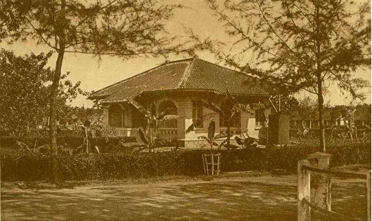 Một căn nhà ở Gò Công xưa