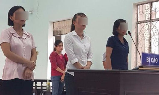 Các bị cáo kêu oan tại phiên xét xử ngày 16/10