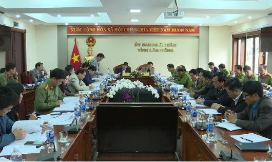 Lâm Đồng cần chú trọng đảm bảo an ninh trật tự địa bàn vùng sâu, vùng xa