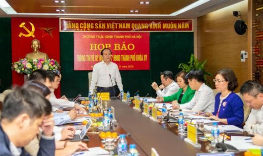 Hà Nội sẽ lấy phiếu tín nhiệm đối với 36 chức danh chủ chốt