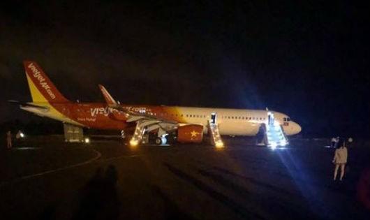 Sự cố máy bay của Vietjet Air: Phó Thủ tướng chỉ đạo làm rõ nguyên nhân