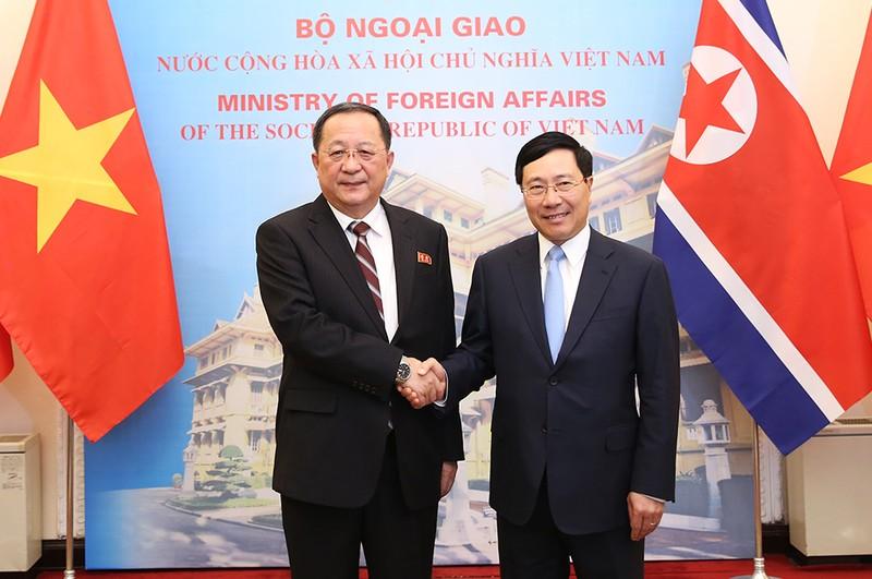 Việt Nam ủng hộ hòa bình trên bán đảo Triều Tiên