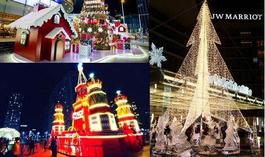Mùa Giáng sinh và 'viễn cảnh phố phường xấu xí'