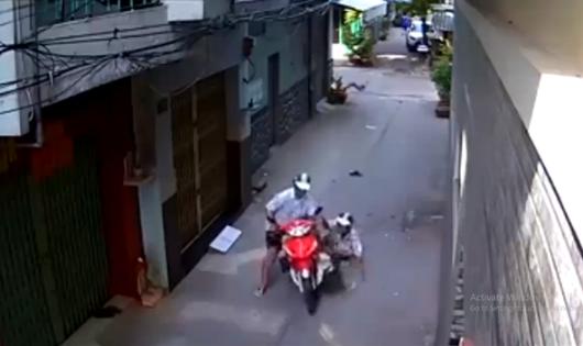 Tạm giữ nam thanh niên cướp xe của tài xế Grab