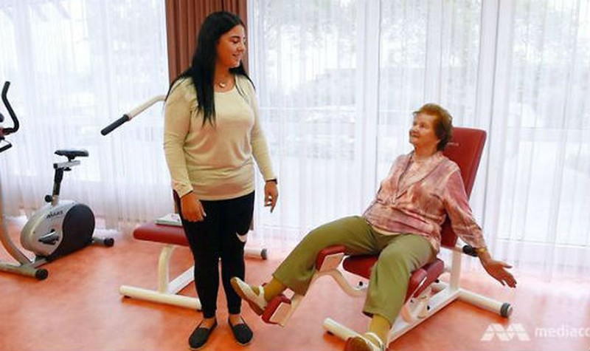 Nỗ lực phòng ngừa giúp người già thanh thản tuổi xế chiều
