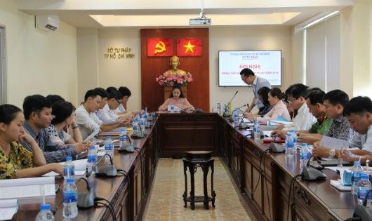 Xã hội hóa hoạt động bổ trợ tư pháp tại TP HCM: Đóng góp quan trọng vào cải cách tư pháp