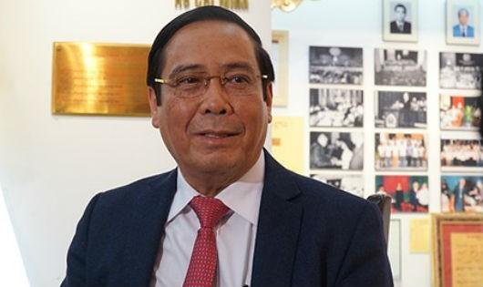 Phó trưởng Ban Tổ chức TƯ Nguyễn Thanh Bình nhận định việc giới thiệu nhân sự khóa 13 đã cơ bản đáp ứng được yêu cầu đặt ra