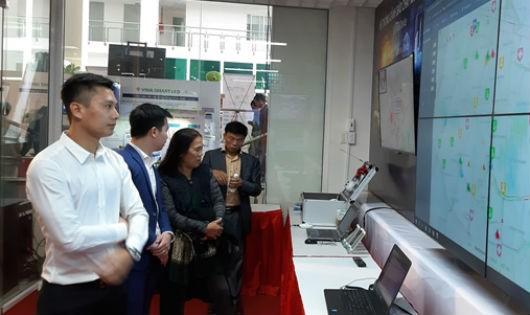Lâm Đồng: Khai mạc triển lãm thành phố thông minh