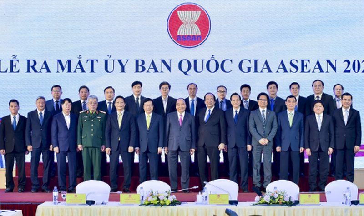 """Khởi động """"Đồng hồ đếm ngược"""" tới Năm Chủ tịch ASEAN 2020"""