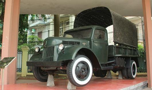 Chiếc xe vận tải được công nhận Bảo vật Quốc gia