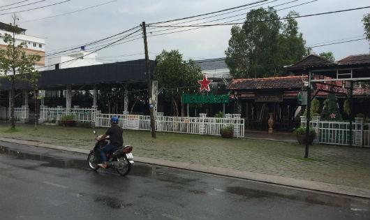 Nhà hàng Năm Nhỏ - nơi bị cho là món ăn không hợp vệ sinh gây ngộ độc cho thực khách