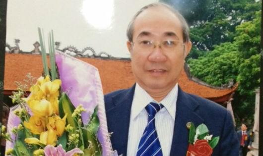 PGS.TS Nguyễn Mạnh Tường, giảng viên cao cấp, nguyên Trưởng khoa Lý luận chính trị - Đại học Luật Hà Nội