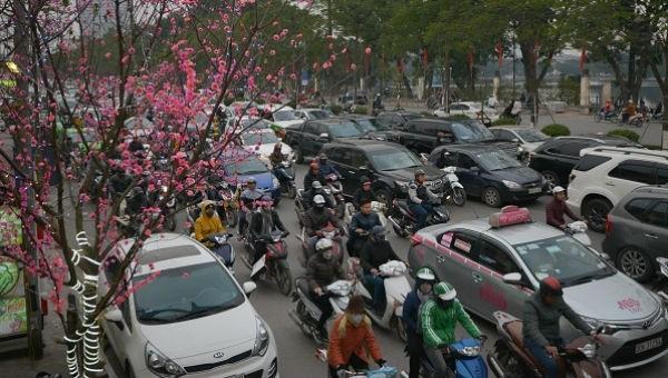Đảm bảo an toàn giao thông, trật tự đô thị Hà Nội dịp Tết Nguyên đán và Lễ hội Xuân 2019