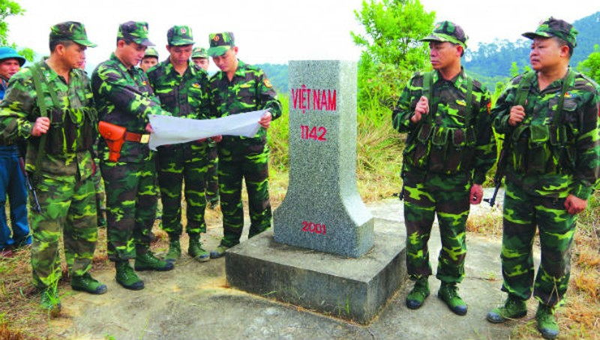 Cần đầu tư hơn nữa để xây dựng Luật Biên Phòng Việt Nam