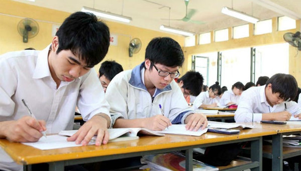 Nhiều hình thức xét tuyển đại học trước kì thi trung học phổ thông quốc gia