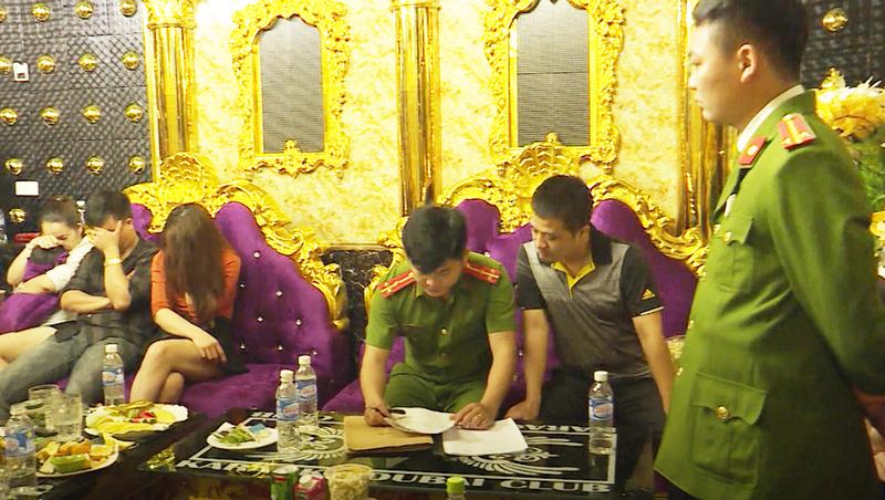 Tiệc ma túy ở tỉnh Hà Tĩnh có cán bộ ngân hàng, giáo viên tham gia khiến mọi người bàng hoàng