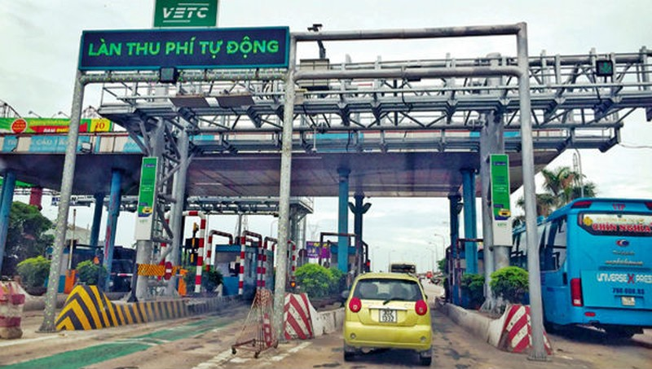 Yêu cầu tháo dỡ trạm thu phí BOT Tân Đệ (Thái Bình) trước ngày 28/1