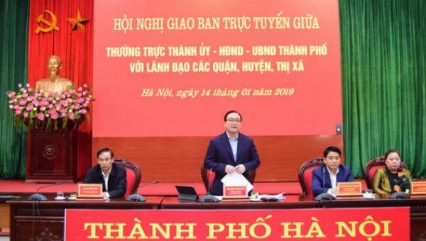 Hà Nội: Không liên hoan linh đình, không sử dụng xe công đi lễ hội