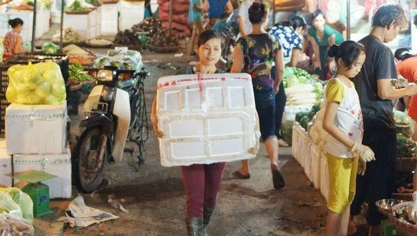 Kết nối nữ thanh niên di cư với nhà trọ