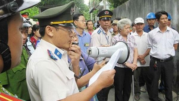 Thái Bình: Ký Quy chế phối hợp liên ngành trong công tác thi hành án dân sự