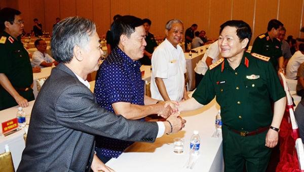Quân ủy Trung ương - Bộ Quốc phòng gặp mặt cán bộ cao cấp Quân đội nghỉ hưu, nghỉ công tác