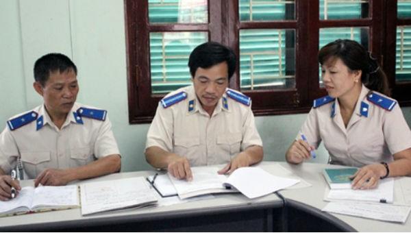 Lào Cai: Ký kết thi đua năm 2019 trong hoạt động thi hành án dân sự